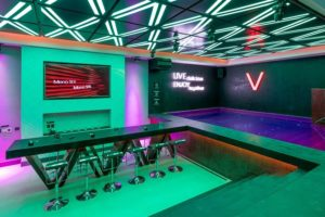 Motel V Motel Boutique Viaducto CDMX Pool Party Room