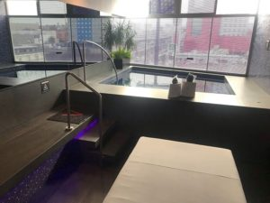 Motel V Motel Boutique Viaducto CDMX Pool Spa Suite